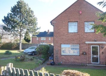 Thumbnail 4 bedroom end terrace house for sale in Timberley Lane, Shard End, Birmingham