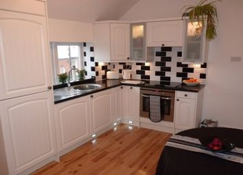 Thumbnail 1 bed terraced house to rent in Brookland Road, Leicester