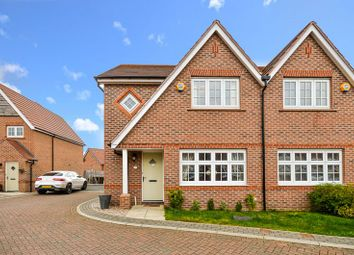 Thumbnail 3 bed semi-detached house for sale in 4 Malvern Court, Wakefield