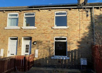 Thumbnail 2 bed terraced house for sale in 134 Maple Street, Ashington, Northumberland