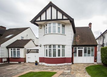 Thumbnail 3 bed detached house for sale in The Mount, Wembley Park, Middlesex