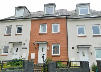 Thumbnail 3 bed town house for sale in Tonnant Road, Copper Quarter, Pentrechwyth