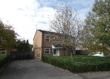 Thumbnail 2 bed semi-detached house for sale in Murden Way, Beeston, Nottingham