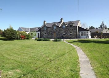 Thumbnail 4 bed detached house for sale in Nebo, Caernarfon, Gwynedd