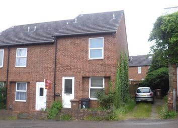 Thumbnail 2 bed property to rent in Verulam Road, Hitchin