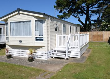 2 bed mobile/park home for sale in Naish Estate, Barton On Sea, New Milton BH25