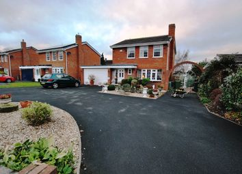 Thumbnail 3 bedroom detached house for sale in Holyhead Road, Wellington, Telford, Shropshire