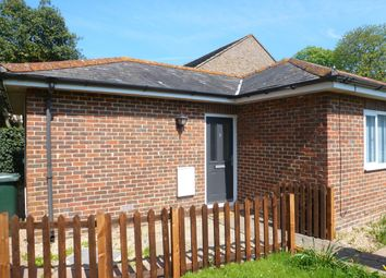 Thumbnail 1 bed semi-detached bungalow to rent in Leigh Road, Havant