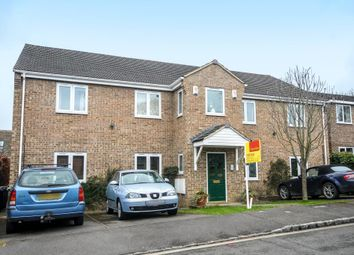 Thumbnail 2 bedroom flat for sale in Rawson Close, Wolvercote