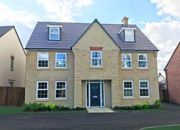 """Thumbnail 5 bed detached house for sale in """"Lichfield"""" at The Lane, Lidlington, Bedford"""