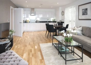 Thumbnail 2 bed flat for sale in Leven Road, London