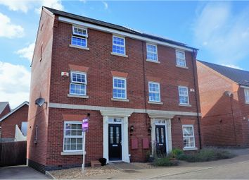Thumbnail 4 bed semi-detached house for sale in Becks Close, Birstall