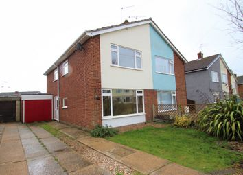 Thumbnail 3 bed semi-detached house to rent in Laxton Road, Colchester, Essex