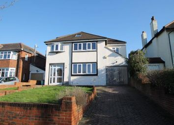 Thumbnail 4 bed detached house for sale in Church Way, South Croydon