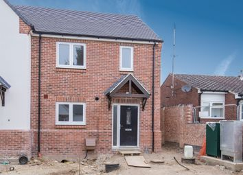 Thumbnail 3 bedroom semi-detached house for sale in Paget Road, Lubenham, Market Harborough