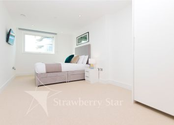 Thumbnail 2 bed flat to rent in Gateway Tower, 28 Western Gateway, London