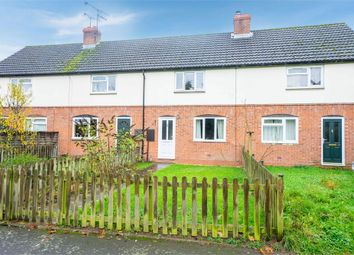 Thumbnail 2 bed terraced house for sale in Hill View, Barons Cross, Leominster, Herefordshire