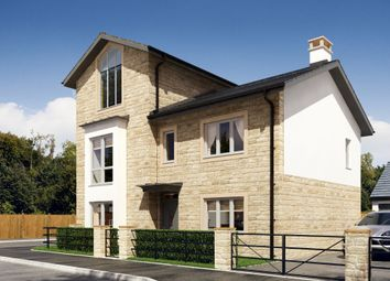 "Thumbnail 5 bedroom detached house for sale in ""Murano"" at Granville Road, Lansdown, Bath, Somerset, Bath"