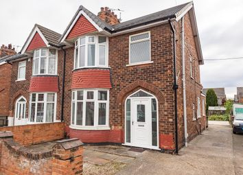 Thumbnail 3 bed semi-detached house for sale in Brant Road, Scunthorpe