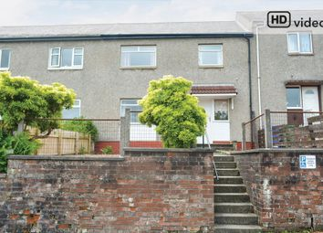 Thumbnail 3 bed terraced house for sale in Cultenhove Road, Stirling