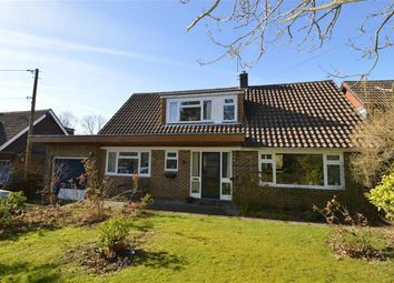 Thumbnail 4 bed detached house for sale in Crowborough Road, Nutley
