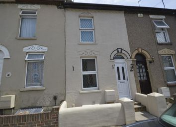Thumbnail 2 bed terraced house for sale in Burgess Road, Strood, Rochester