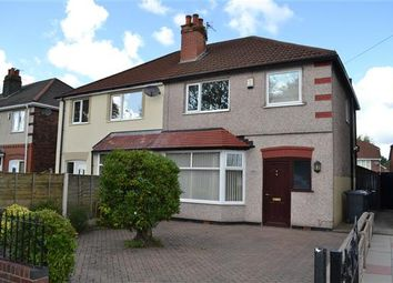 Thumbnail 3 bed semi-detached house for sale in Holden Road, Leigh