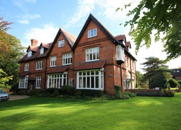 Thumbnail 2 bed flat to rent in Clevemede House, Clevemede, Goring, Reading
