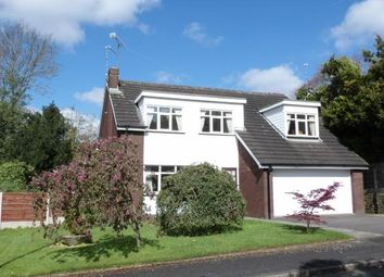 Thumbnail 4 bed detached house for sale in Fawns Keep, Wilmslow, Cheshire, .