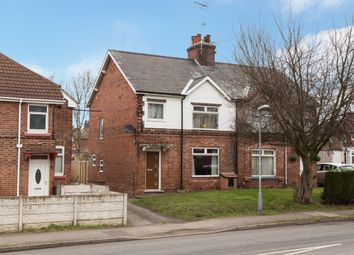 Thumbnail 3 bed semi-detached house for sale in Whinney Lane, New Ollerton