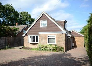 Thumbnail 4 bed detached house for sale in Barkham Ride, Finchampstead, Wokingham