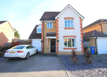 Thumbnail 4 bedroom detached house for sale in Recreation Way, Kemsley, Sittingbourne