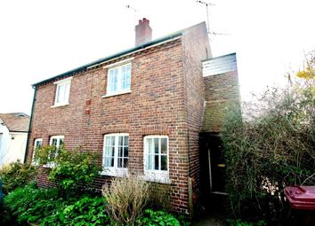Thumbnail 3 bed semi-detached house to rent in Kives Cottage Bognor Road, Merston, Chichester