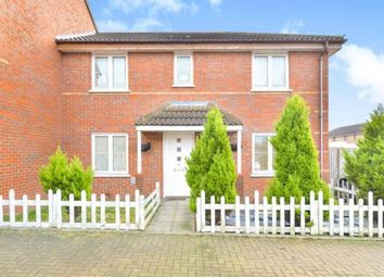Thumbnail 4 bedroom semi-detached house for sale in Coles Avenue, Leadenhall, Milton Keynes, Buckinghamshire