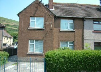 Thumbnail 3 bed semi-detached house to rent in Bertha Road, Margam