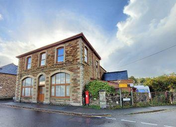 St. Thomas Road, Launceston PL15. 4 bed detached house for sale