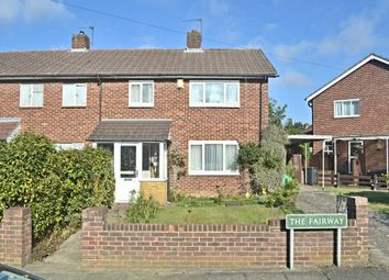 Thumbnail 2 bed end terrace house for sale in The Fairway, Bromley
