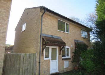 Thumbnail 2 bedroom end terrace house to rent in Elstone, Orton Waterville, Peterborough