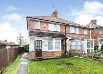 Thumbnail 3 bedroom end terrace house for sale in Ravenshill Road, Yardley Wood, Birmingham