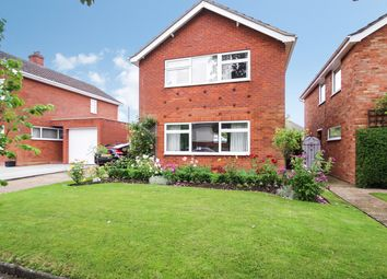 Thumbnail 3 bed link-detached house for sale in St Peters Close, Henley, Ipswich