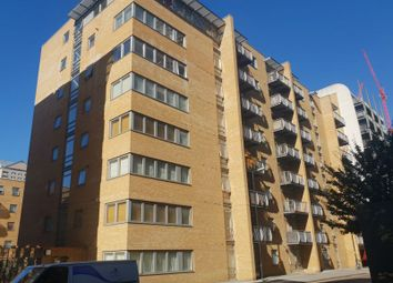 Thumbnail 1 bed flat for sale in Turner House, Cassilis Road, Canary Wharf, London