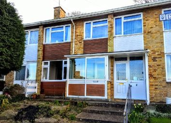 Thumbnail 3 bed terraced house for sale in Dell Close, Widley, Waterlooville