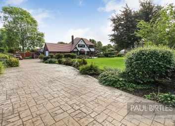 Thumbnail 5 bed detached house for sale in Woodsend Road, Flixton, Manchester