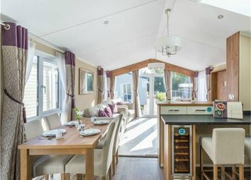 Thumbnail 2 bed mobile/park home for sale in Pony Meadow, White Cross Bay, Ambleside Road, Windermere