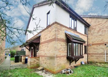Thumbnail 1 bed semi-detached house for sale in Heron Drive, Bicester