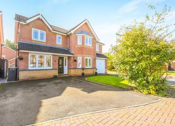Thumbnail 5 bedroom detached house for sale in Woodale Close, Whittle Hall, Warrington, Cheshire