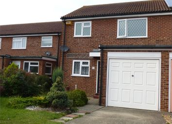 Thumbnail 3 bedroom semi-detached house to rent in Hampton Close, Herne Bay, Kent