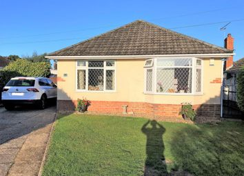 Thumbnail 3 bed detached bungalow for sale in Venning Avenue, Bear Cross, Bournemouth