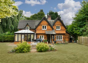 Thumbnail 4 bedroom detached house for sale in Pendell Road, Bletchingley, Redhill