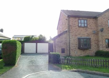 Thumbnail 2 bed semi-detached house to rent in Oak Close, Weston Rhyn, Oswestry